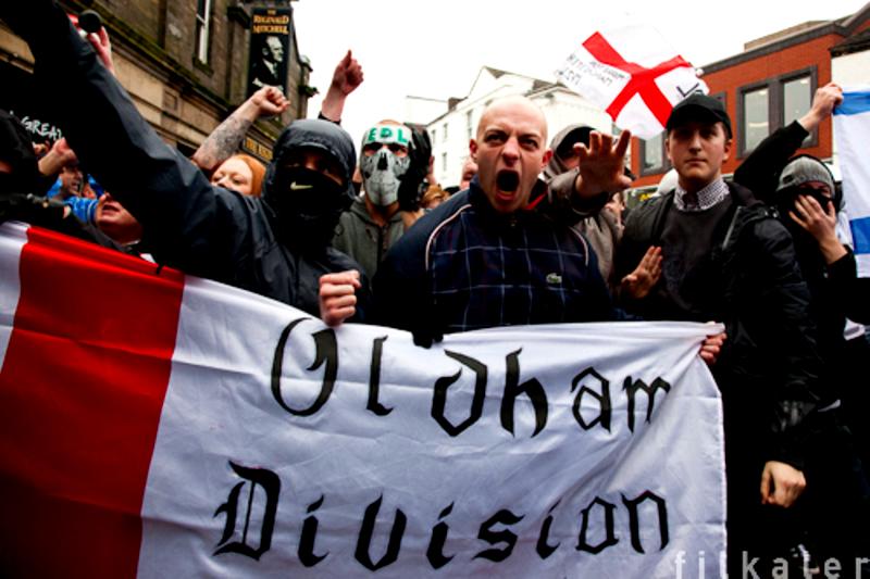 EDL Oldham Division