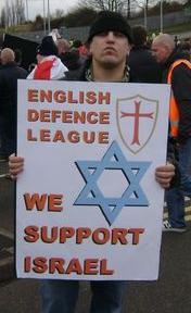 EDL We Support Israel