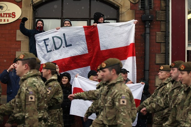 Freedom Parade For Soldiers Returning From Afghanistan