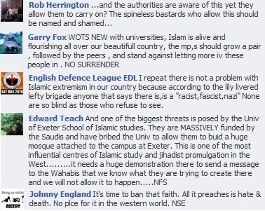 EDL comments on APPG Homeland Security report