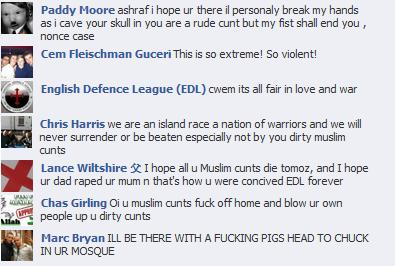 EDL comments on Tower Hamlets2