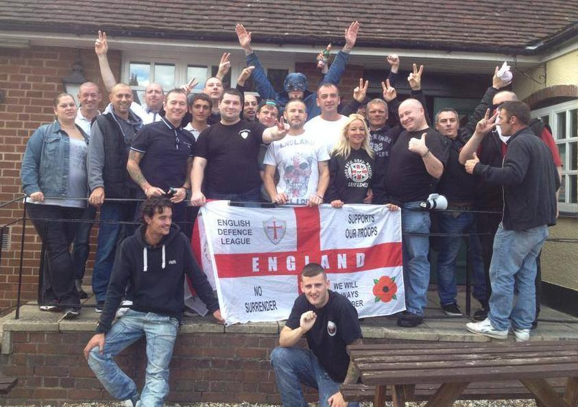 EDL in Thatcham