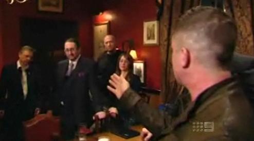 EDL interviewed by Australian TV 2