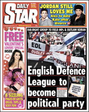 EDL to become political party