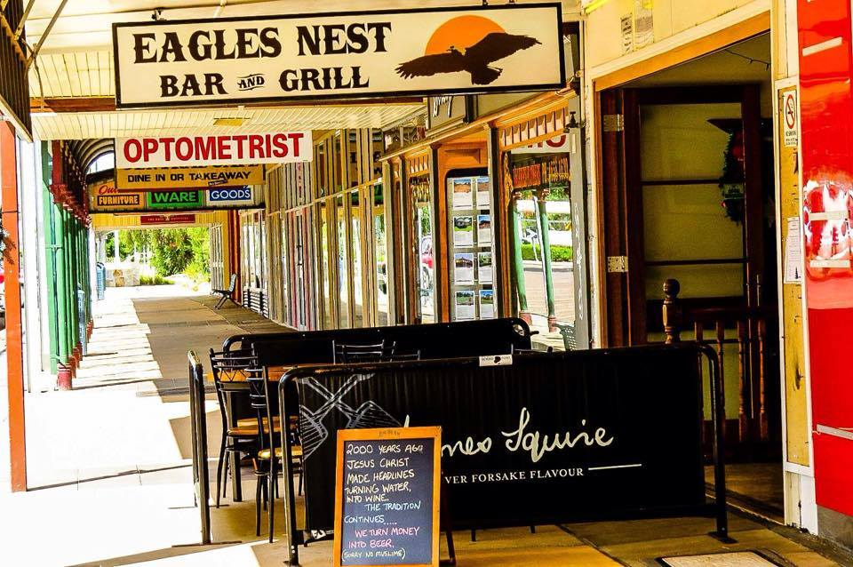 Eagles Nest Bar and Grill