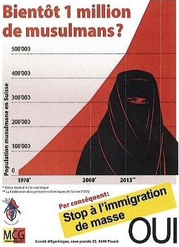 Egerkingen Committee anti-Muslim poster