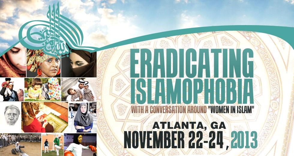 Eradicating Islamophobia conference