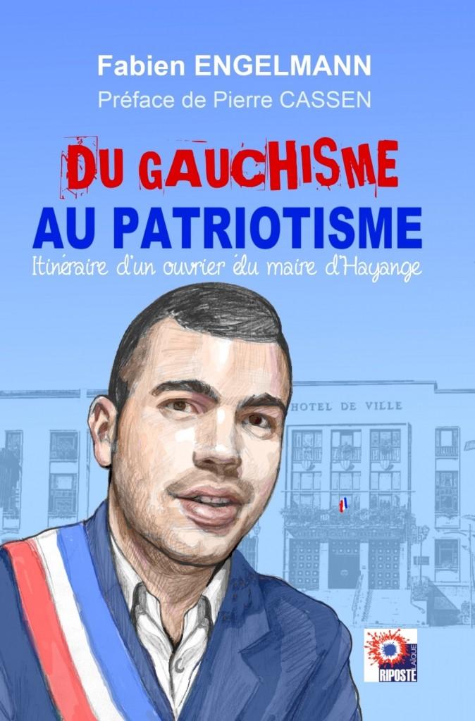 Fabien Engelmann du gauchisme au patriotisme