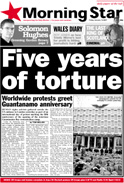 Five years of torture