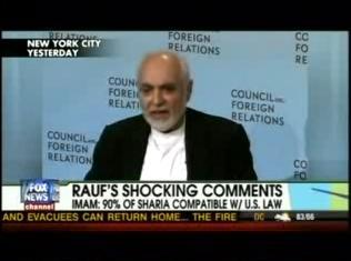 Fox Abdul Rauf Sharia