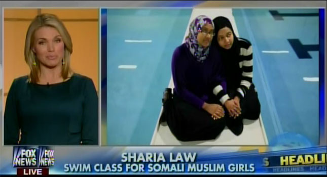 Fox News sharia law
