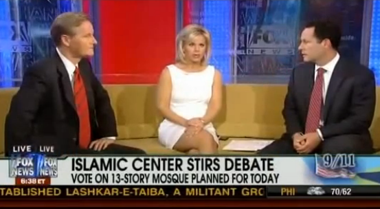 Fox and Friends 'Ground Zero mosque'