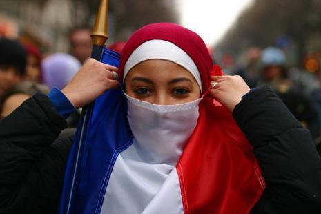 France veil