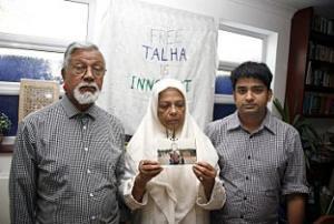 Free Talha Ahsan