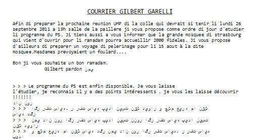 Garelli email
