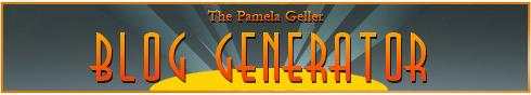 Geller blog generator