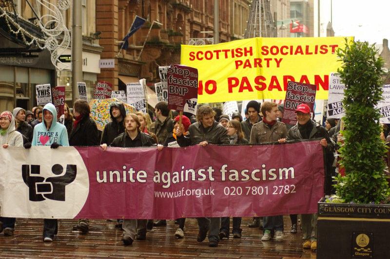 Glasgow demo