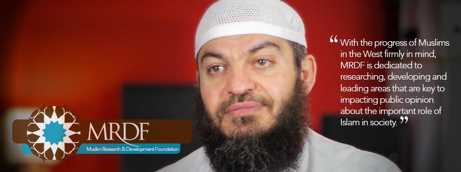 Haitham al-Haddad MRDF