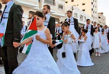 Hamas 'child brides'