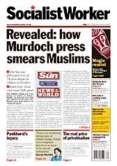 How Murdoch Smears Muslims