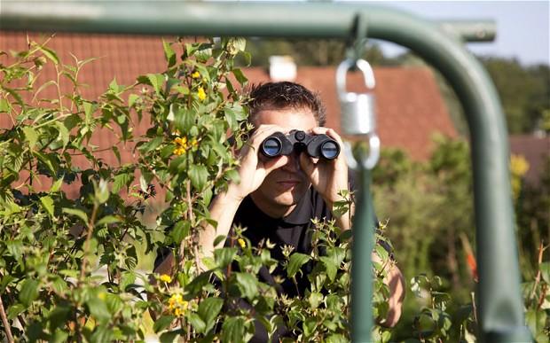 How to spot a terrorist