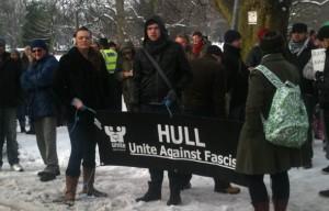 Hull UAF banner