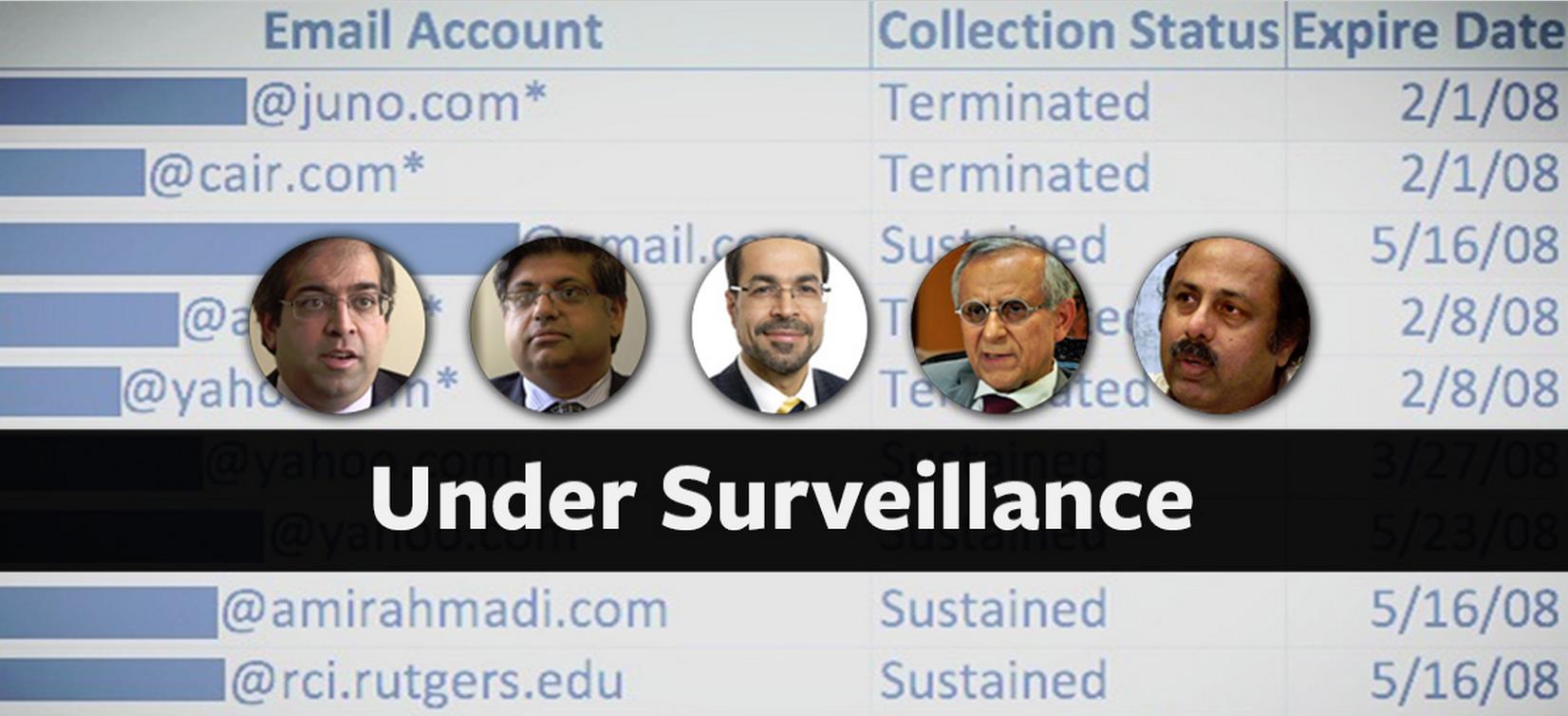 Intercept Under Surveillance