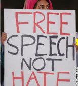 Irvine protest