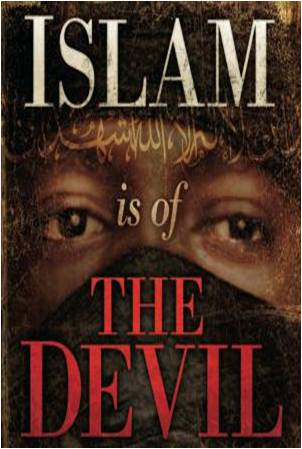 Islam is of the Devil book