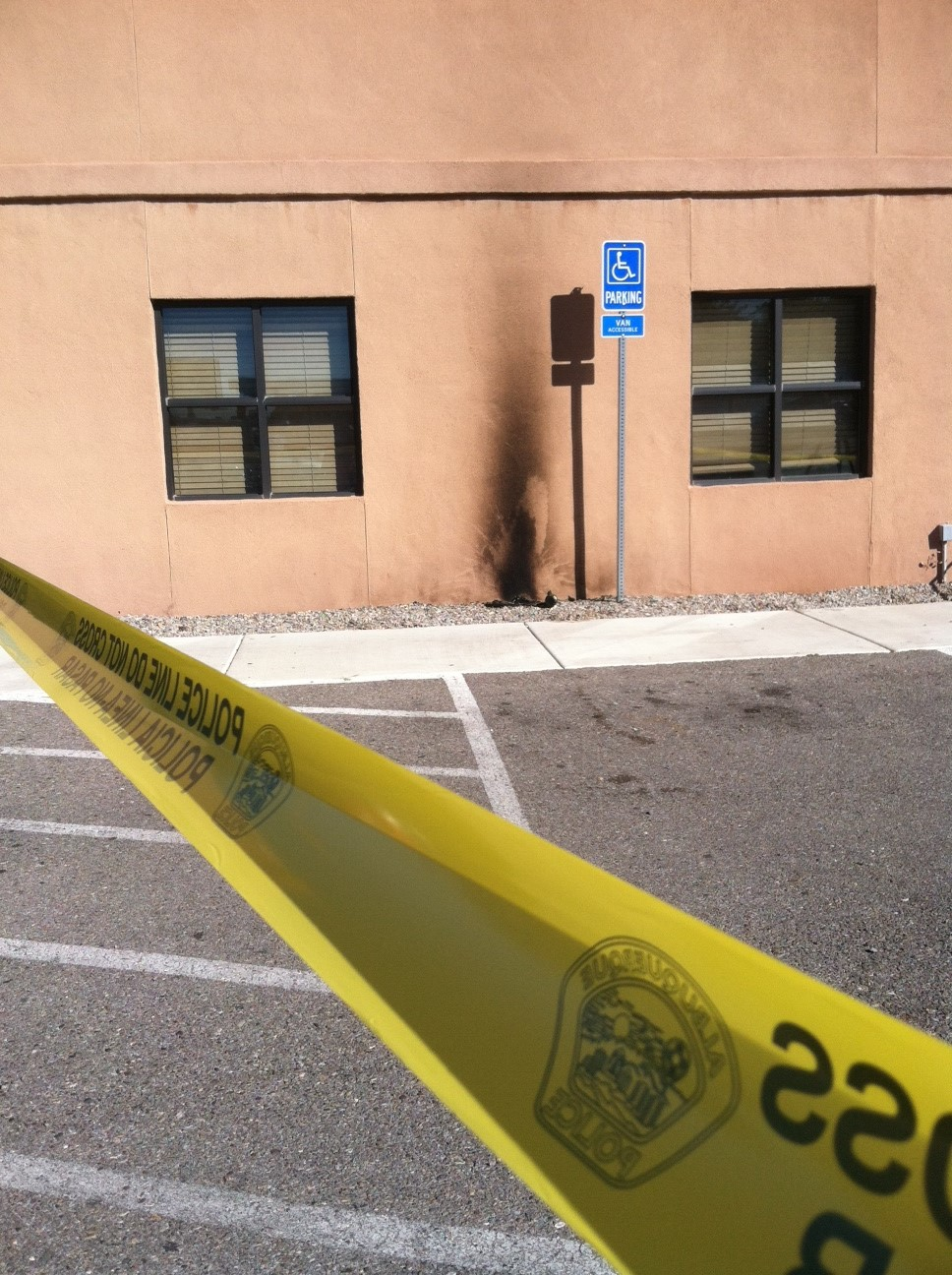 Islamic Center of New Mexico attacked