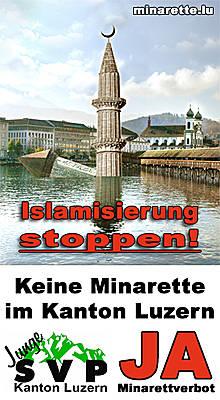 Islamisierung stoppen