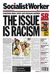 Issue is Racism
