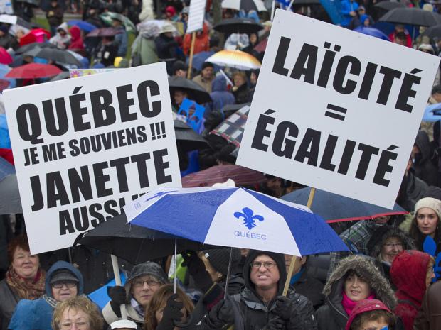 Quebec Values Charter,