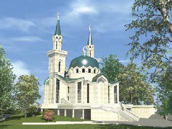 Kaliningrad mosque plan