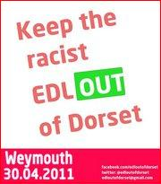 Keep the EDL out of Dorset