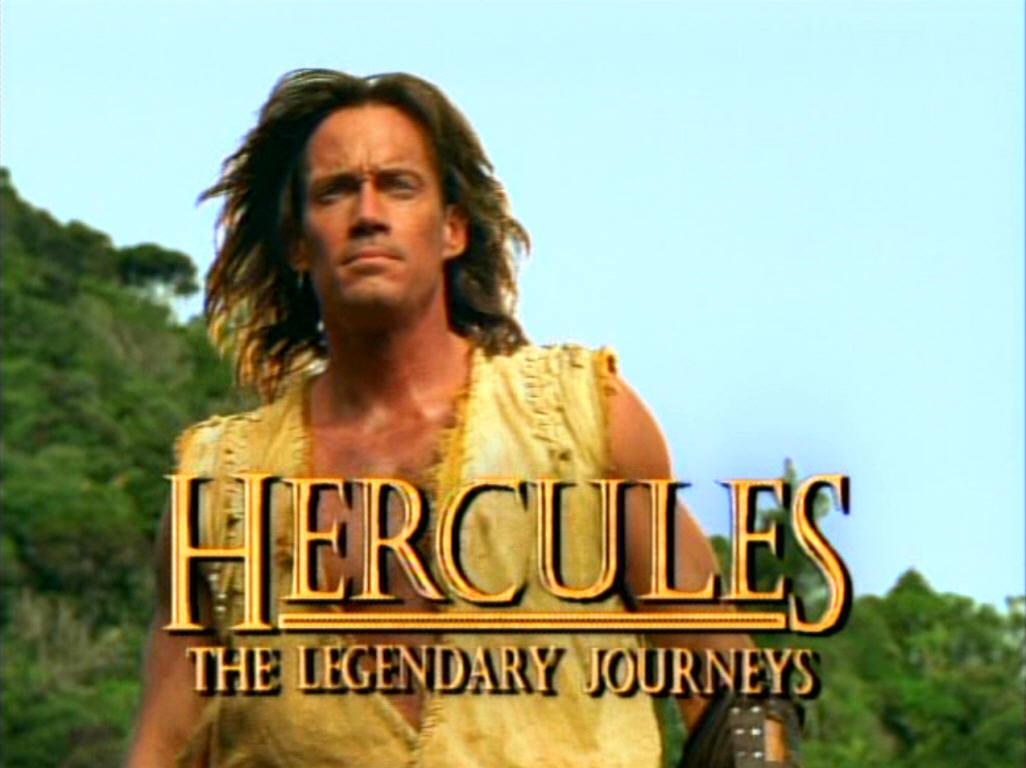 Kevin Sorbo as Hercules