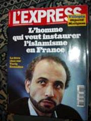 L'Express Tariq Ramadan