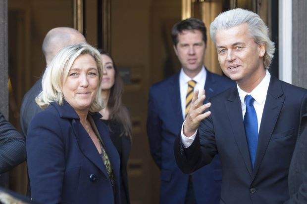 Le Pen and Wilders