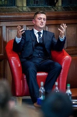 Lennon at Oxford Union