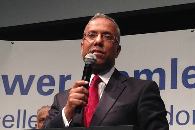 Lutfur Rahman acceptance speech