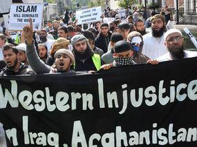 MAC bin Laden demo