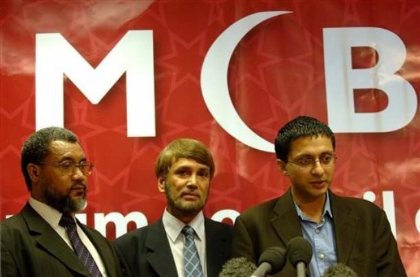 Daud Abdullah, Muhammad Abdul Bari, Inayat Bunglawala
