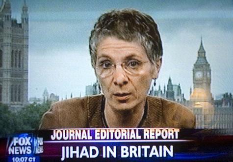 Mad Mel Jihad in Britain