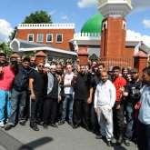 Maidenhead Mosque counter-protest