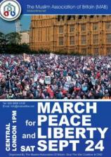 March for Peace and Liberty