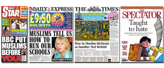 Mehdi Hasan on Islamophobia in British press