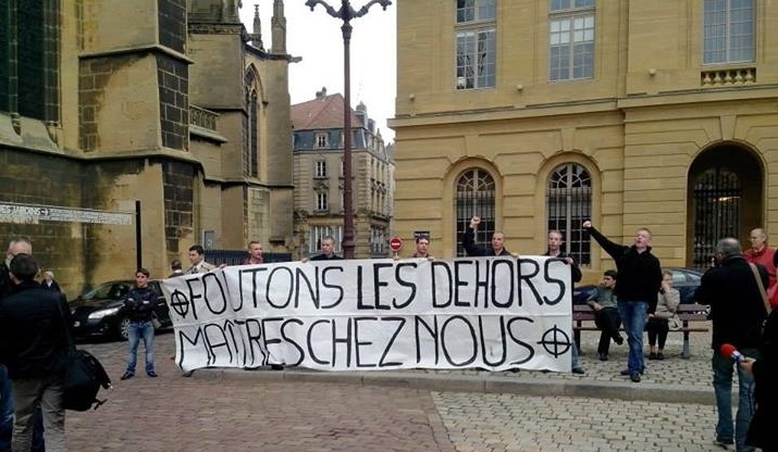 Metz anti-mosque protest (2)