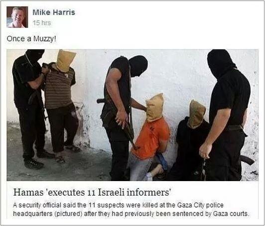 Mike Harris Once a Muzzy