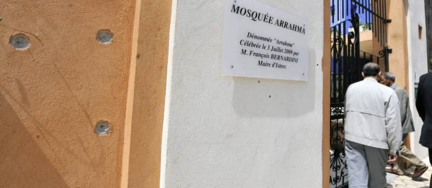 Mosque Istres