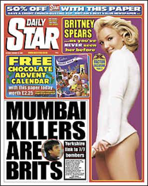 Mumbai Killers are Brits